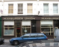 Hamburger Union in London